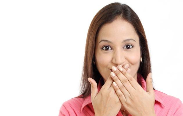 Persistent belching may be a sign of underlying digestive system disorders. (Thinkstock photo)