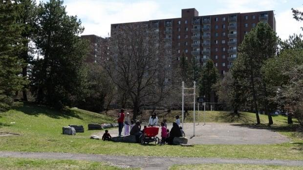 Emerald Woods has the city's second-highest rate of COVID-19, according to data from Ottawa Public Health. (Jean Delisle/CBC - image credit)