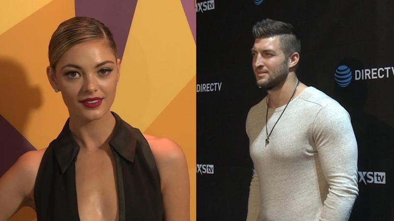 Tim Tebow is dating Miss Universe Demi-Leigh Nel-Peters: All the details