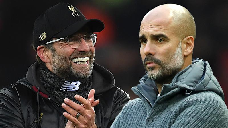 The Reds boss saw his side come unstuck during a visit to the Etihad Stadium but feels he is now a lot closer to matching the Premier League champions