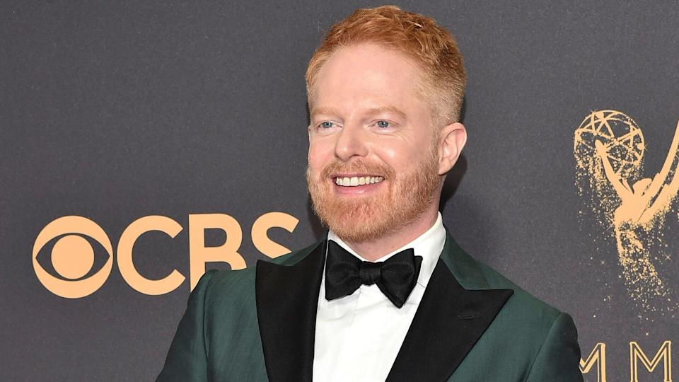 Jesse Tyler Ferguson arrives at the 69th Primetime Emmy Awards, at the Microsoft Theater in Los Angeles69th Primetime Emmy Awards - Arrivals, Los Angeles, USA - 17 Sep 2017.