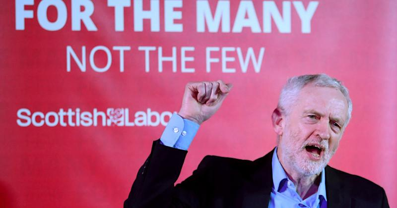 Jeremy Corbyn is a secret Communist who would sell out Britain for a few quid to pursue his dream of turning the UK into East Germany.