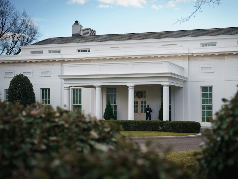 West Wing White House