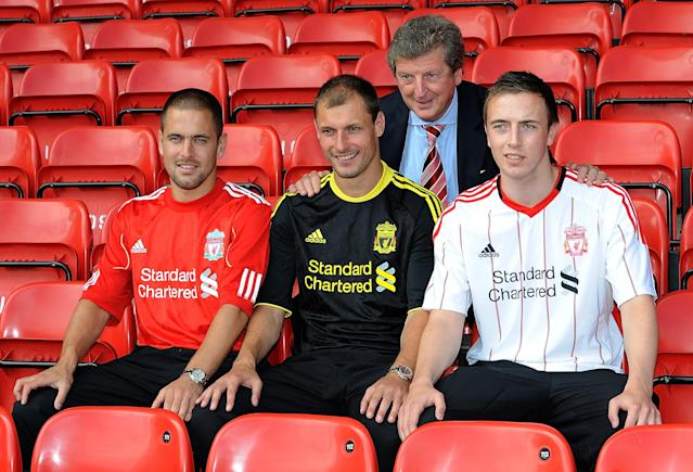 Firing blanks: Liverpool's signings weren't great under Hodgson