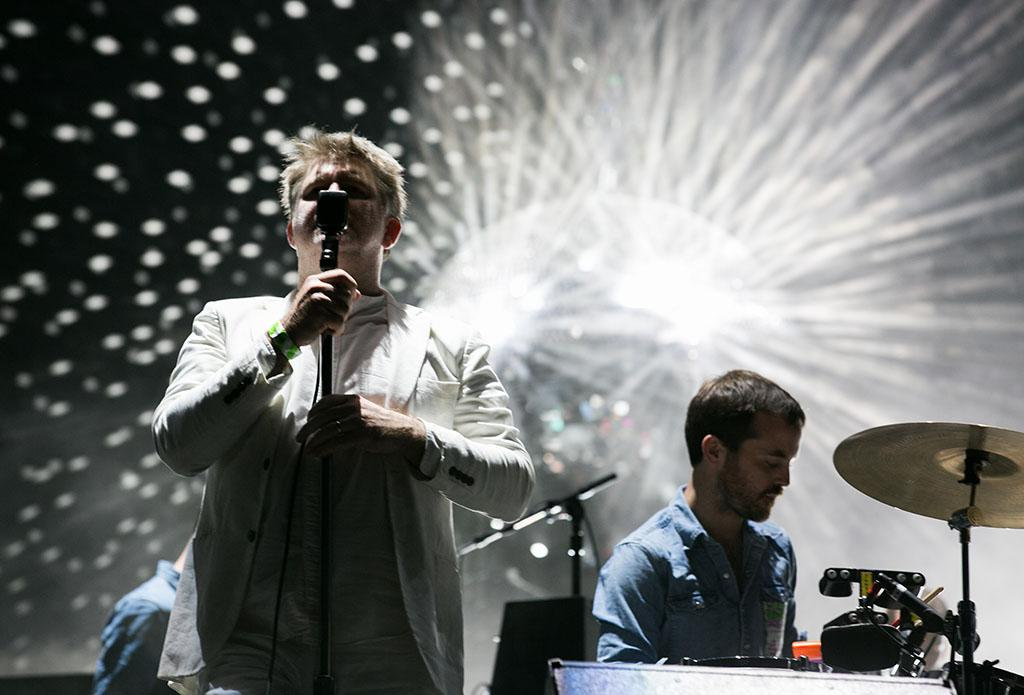 <p>James Murphy's dance-oriented rock band bid us farewell in 2014 with the documentary 'Shut Up and Play the Hits' and live album 'The Long Goodbye,' but it's hard to remain away for too long when the promoters of Coachella start calling. Just ask GNR. The band went on to headline other festivals, including Lollapalooza, Austin City Limits, Outside Lands, and Bonnaroo; a new studio album has yet to materialize, but is expected in 2017. </p>