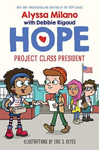 """Project Class President"" by Alyssa Milano (Amazon / Amazon)"