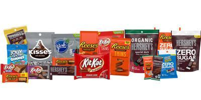 Hershey to drive growth in better-for-you confection.