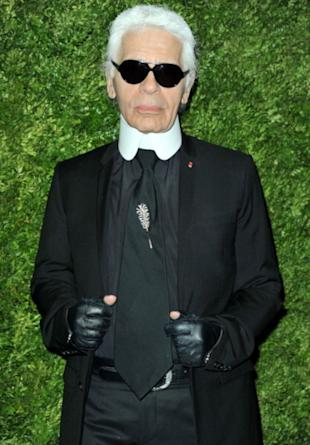 Karl Lagerfeld has a lot of nasty things to say.