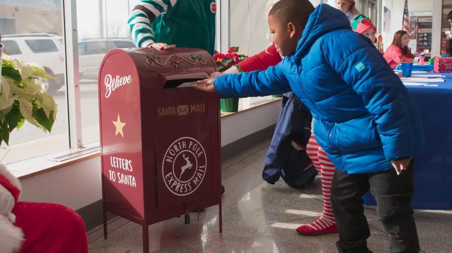 """""""Dear Santa"""" (Dec. 4, video on demand): The inspirational documentary centers on the U.S. Postal Service's 100-year-old Operation Santa program and highlights poignant letters to Santa written by children looking for more than just a toy."""