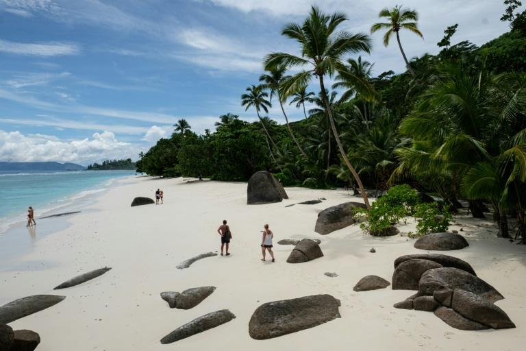 Most of the Indian Ocean islands making up the Seychelles, a prized honeymoon destination, are uninhabited