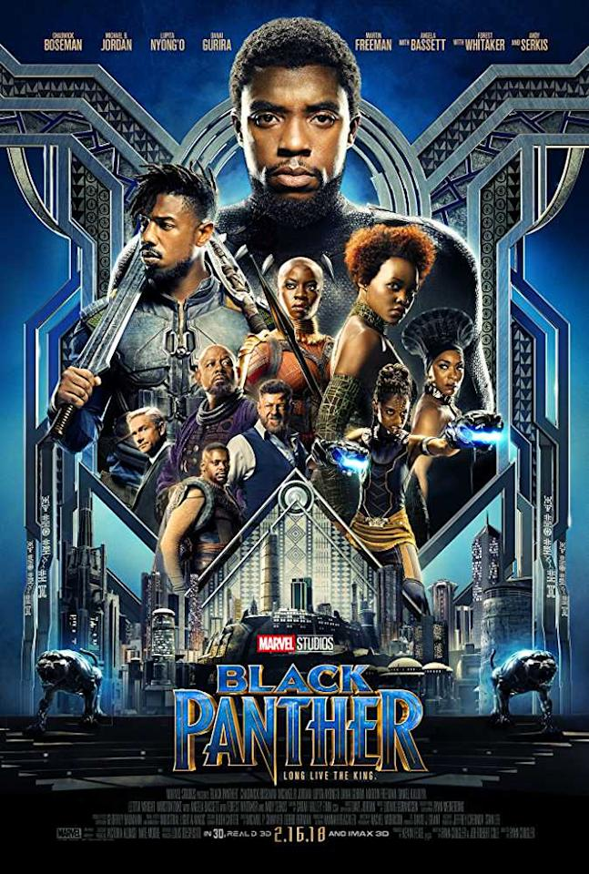<p>After the events of Captain America: Civil War, King T'Challa returns home to the reclusive, technologically advanced African nation of Wakanda to serve as his country's new leader. However, T'Challa soon finds that he is challenged for the throne from factions within his own country. When two foes conspire to destroy Wakanda, the hero known as Black Panther must team up with C.I.A. agent Everett K. Ross and members of the Dora Milaje, Wakandan special forces, to prevent Wakanda from being dragged into a world war. </p>
