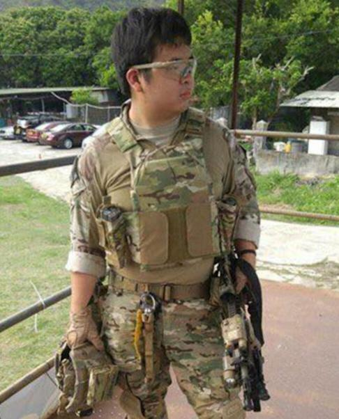 Bosco Kwok, 20, joined several war-gamers for a night hike in Tseung Kwan O before he was found dead on May 29, 2017. Photo: Handout