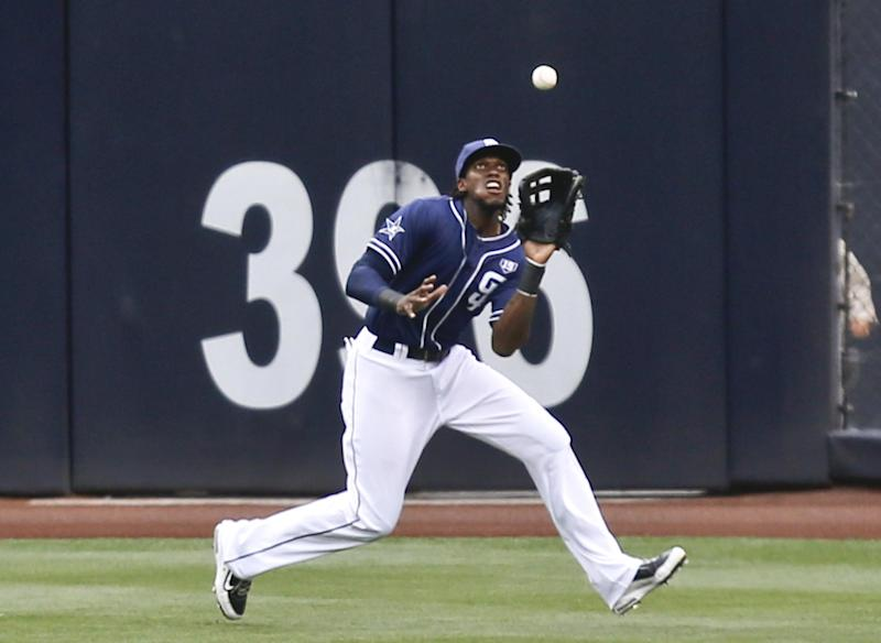 Padres OF Maybin tests positive for amphetamine