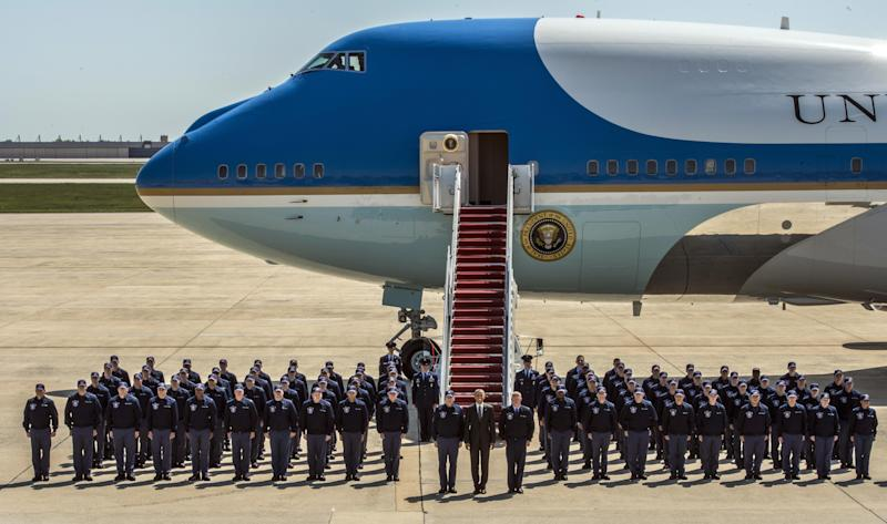 Boeing lands $600M contract to design new Air Force Ones