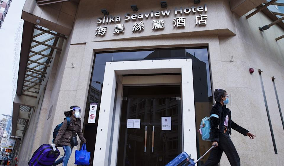 None of the city's three Silka locations made the government's list. Photo: Winson Wong