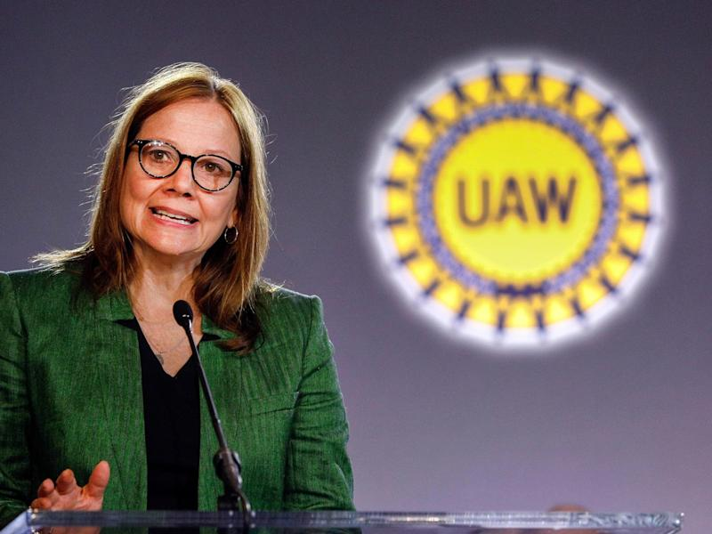 GM, UAW Hammer Out Details as Signs Suggest Agreement Near