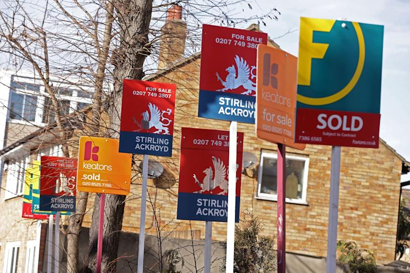 UK house prices reached record high in August, Nationwide says