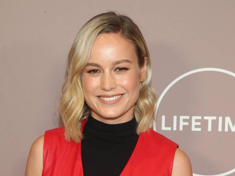 Brie Larson shares video of first workout in quarantine