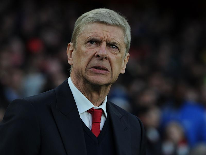 Wenger had a warning for Spurs and praised his side's recent uptick in form: Getty
