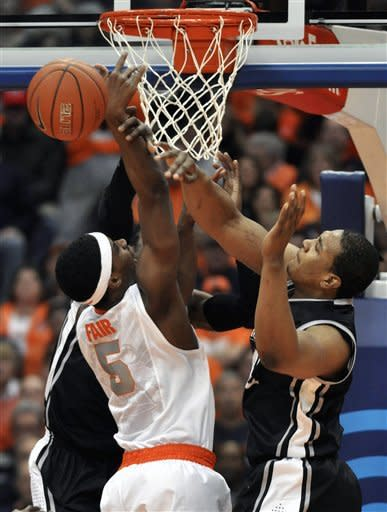 Joseph, Waiters help No. 1 Orange top Providence