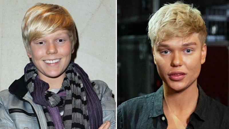 Jack Vidgen lived in Los Angeles after appearing on Australia's Got Talent. Photo: Channel Nine/Getty