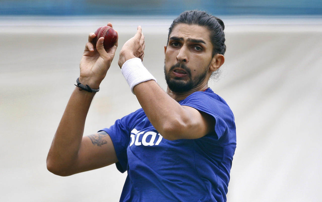 <p><span>Indian quick Ishant Sharma was born on September 2, 1988 in New Delhi.</span> </p>
