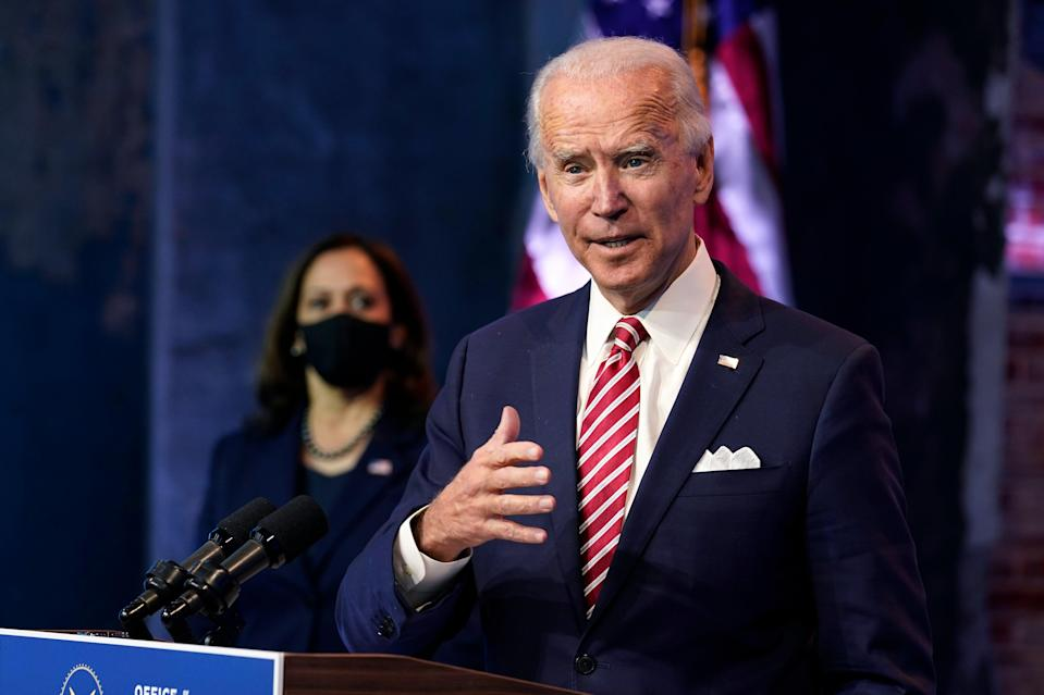 Biden (Copyright 2020 The Associated Press. All rights reserved)