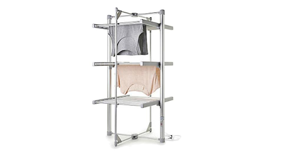Dry:Soon Mini 3-Tier Heated Airer