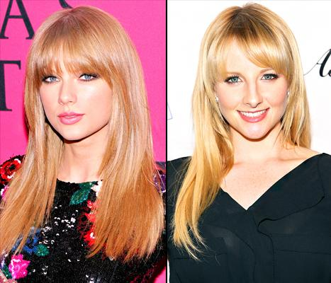 """Model Says Taylor Swift """"Didn't Fit"""" at the VS Fashion Show, Big Bang Theory's Melissa Rauch Goes Dominatrix: Top 5 Stories"""