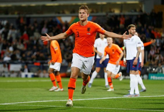 De Ligt's future will be one of the key subjects of the summer (Reuters)