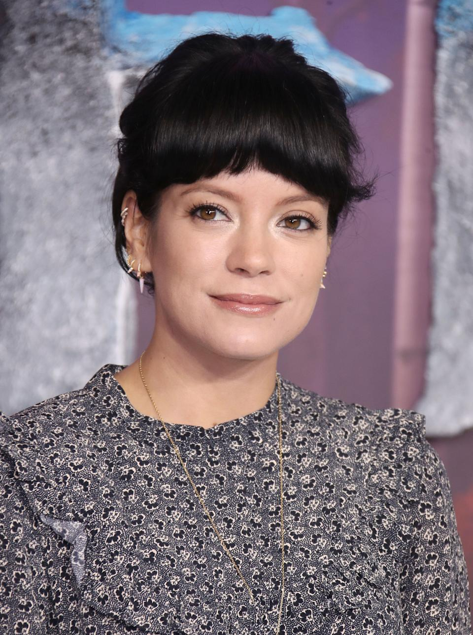 Lily Allen (Photo: Mike Marsland via Getty Images)