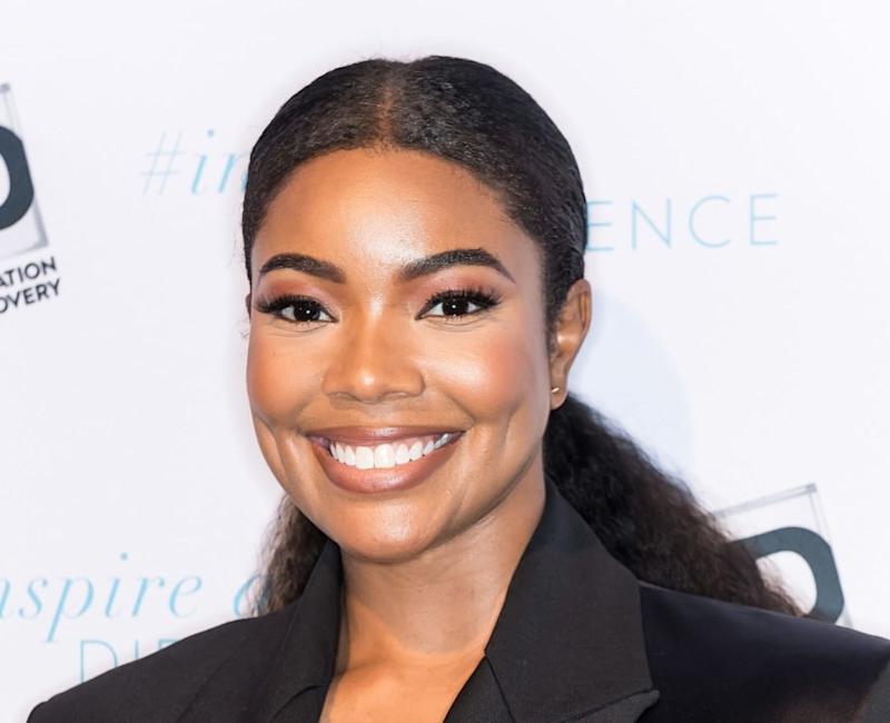 Gabrielle Union shared a stunning no-makeup selfie, and OMG, those freckles!