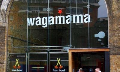 Wagamama apologise for 'no calling in sick' warning to employees