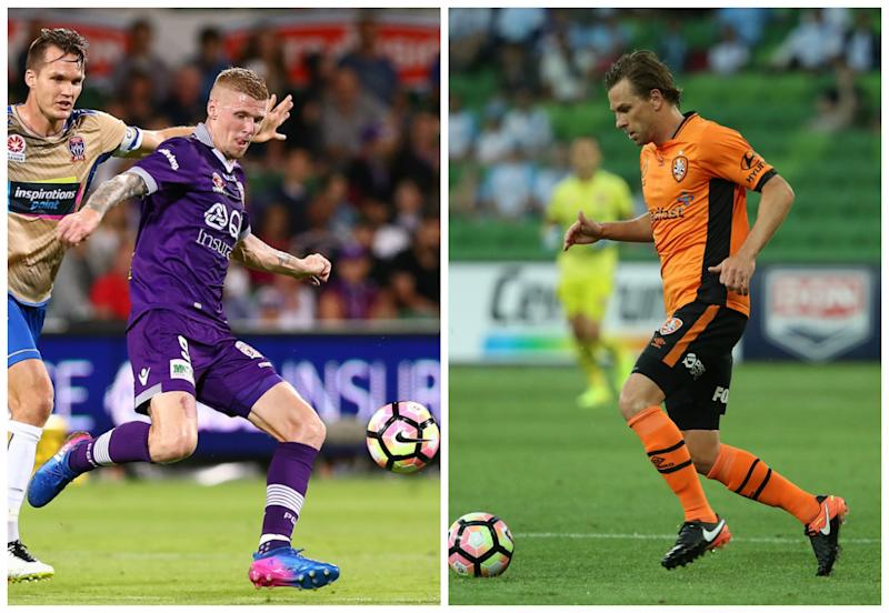 Perth Glory - Brisbane Roar Preview