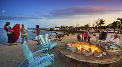 Big Pine Key Fishing Lodge offers a Caribbean vibe and relaxed lifestyle.