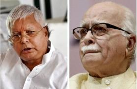 'I won't spare you': How Lalu Prasad Yadav stopped LK Advani's rath in its tracks in 1990