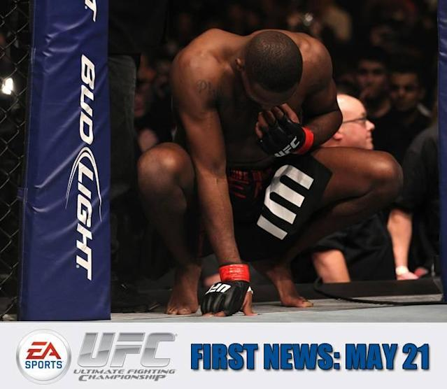 "EA Sports at Xbox One Reveal: UFC Video Game Will Be Available in ""Next 12 Months"" (video)"