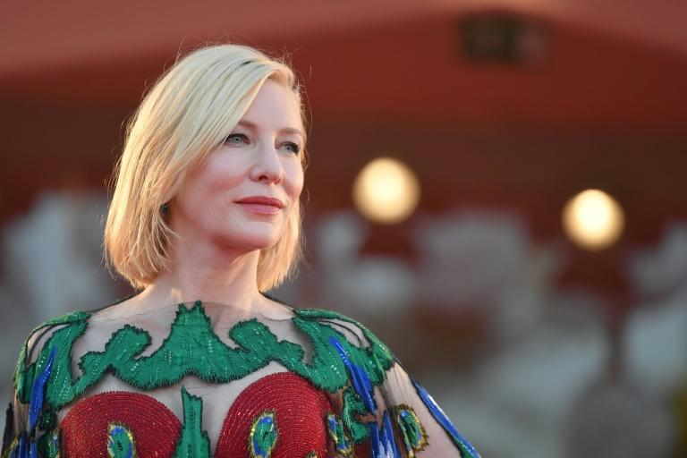 """The 77th edition of the """"Mostra"""" festival  was presided over by Australian actress Cate Blanchett as jury president"""