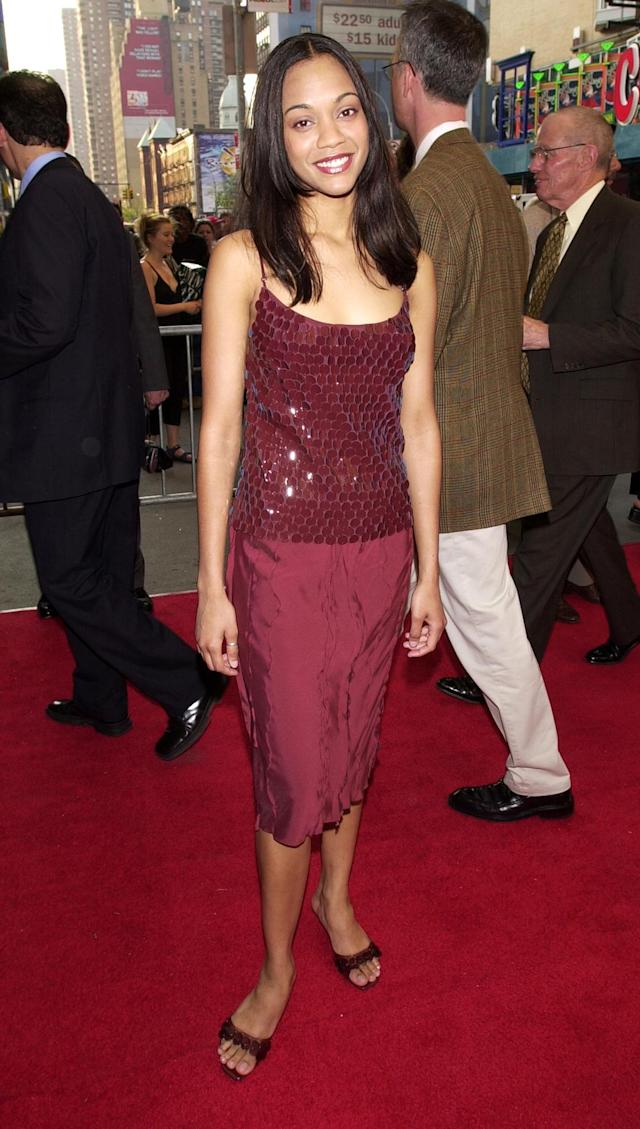 <p><em><em>The young actress with a dance background made her feature film debut in a movie about a fictional ballet academy. (Photo: RJ Capak/WireImage) </em></em></p>