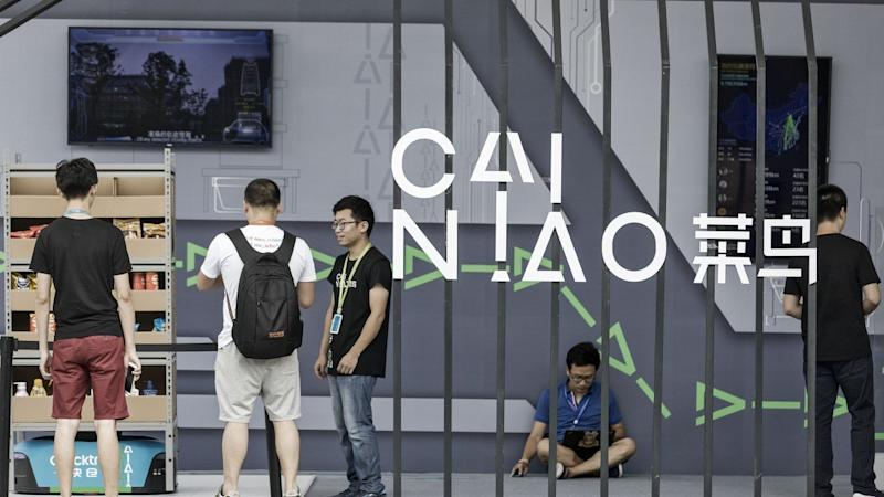 Alibaba invests an additional US$3.3 billion in its logistics arm Cainiao, raising stake to 63 pct