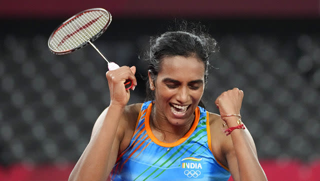 Day nine of the Tokyo Olympics 2020 turned out to be a memorable one for India, as PV Sindhu successfully claimed bronze medal in women's singles, beating China's He Bingjiao 21-13, 21-15. Sindhu became the first Indian woman to win two Olympic medals, after claiming silver in Rio on 2016. AP
