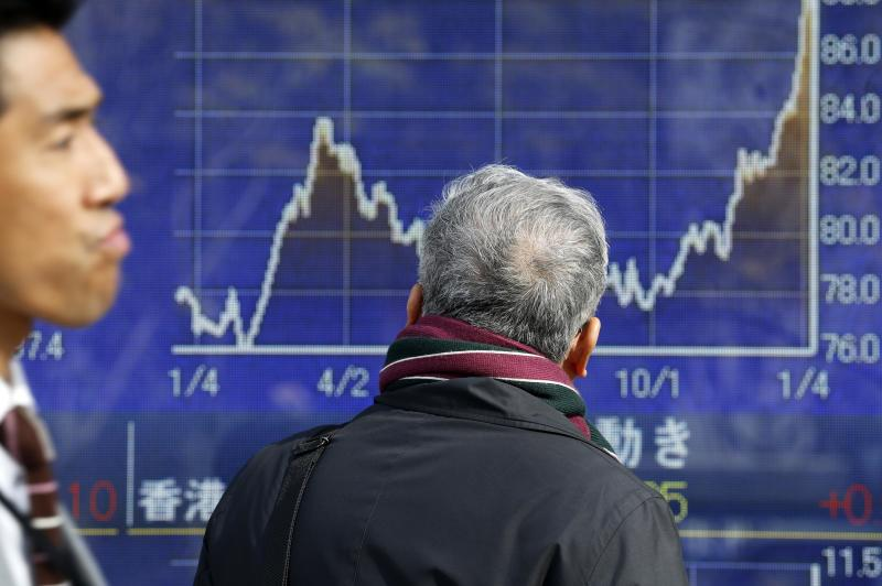 Japan's Nikkei jumps on Abe's stimulus package