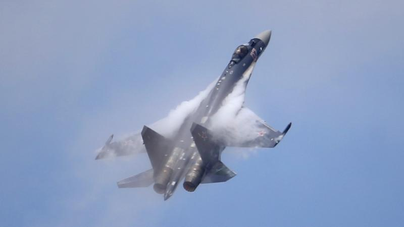 China hits back at American sanctions over Russian fighter jet and missile purchases