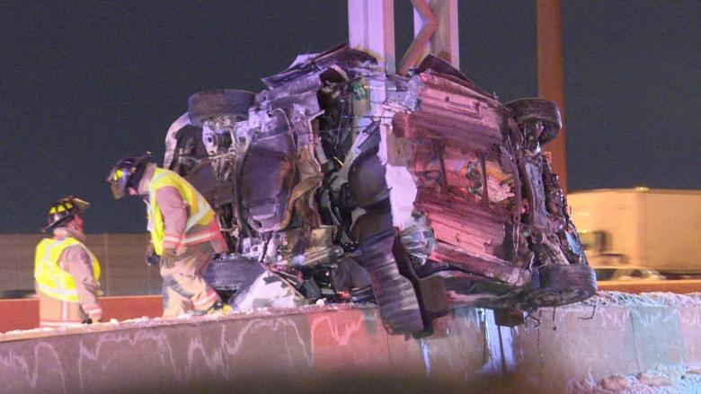 Victims killed in 'horrific' Highway 401 crash had run-ins with law