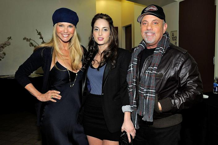 "<p><strong>Famous parent(s)</strong>: supermodel Christie Brinkley and singer Billy Joel <br><strong>What it was like</strong>: ""It took me a minute — being the daughter of such iconic figures, it took some growing into,"" she's <a href=""https://www.today.com/popculture/alexa-ray-joel-struggled-shadow-famous-parents-i-made-it-2D11740803"" rel=""nofollow noopener"" target=""_blank"" data-ylk=""slk:said."" class=""link rapid-noclick-resp"">said.</a> ""You're exposed to the spotlight at such a young age and that, of course, can be challenging. … But I made it through.""</p>"
