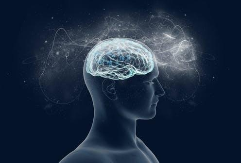 """<span class=""""caption"""">Some scientists believe consciousness is generated by quantum processes, but the theory is yet to be empirically tested.</span> <span class=""""attribution""""><a class=""""link rapid-noclick-resp"""" href=""""https://www.shutterstock.com/image-illustration/human-brain-capabilities-conceptual-vision-326869622"""" rel=""""nofollow noopener"""" target=""""_blank"""" data-ylk=""""slk:vitstudio/Shutterstock"""">vitstudio/Shutterstock</a></span>"""
