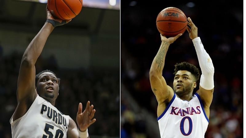 NCAA Tournament 2017: Live updates, highlights from Kansas vs. Purdue in Sweet 16