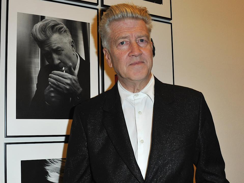 David Lynch is reportedly working on a new Netflix series (Getty Images)
