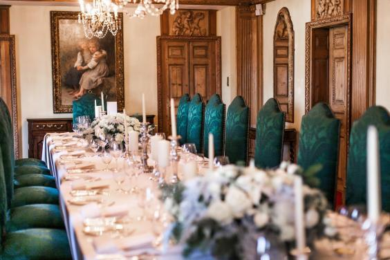 Follow in the footsteps of Winston Churchill with a Boardroom dinner at Fortnum & Mason