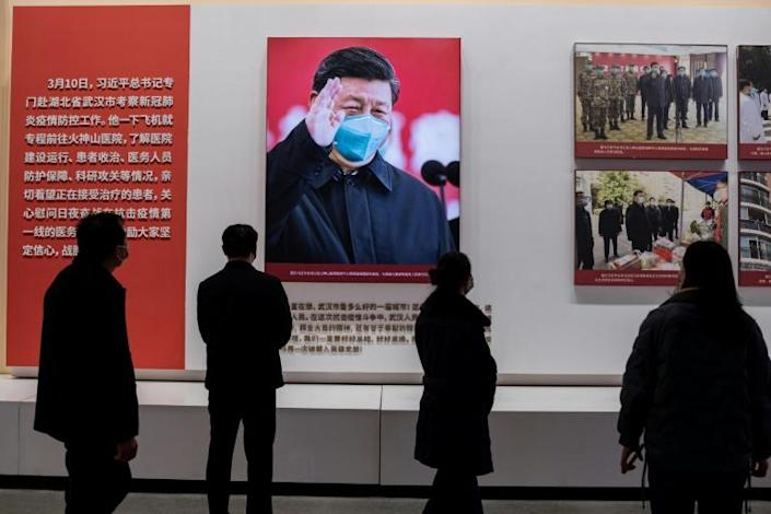 Outside China, the view on Beijing's virus response is less glowing
